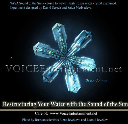 David Sereda - Sound of the Sun water photograph