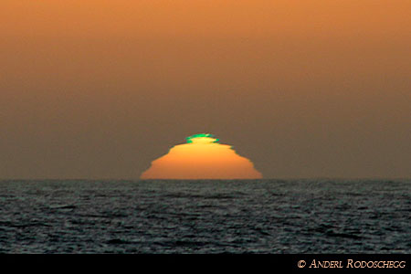 green-flash-sunset