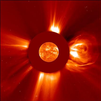 Solar flare 9393 was the most violent on record. If it had hit Earth, it would have caused catastrophic damage.