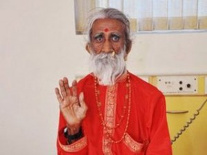 Prahlad Jani, 83, says he has not had a bite to eat for 70 years.